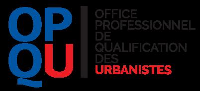 Logo Office Professionnel de Qualification des Urbanistes