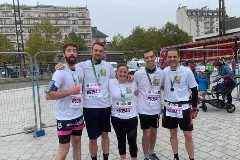 Challenge du Marathon Vert 2019