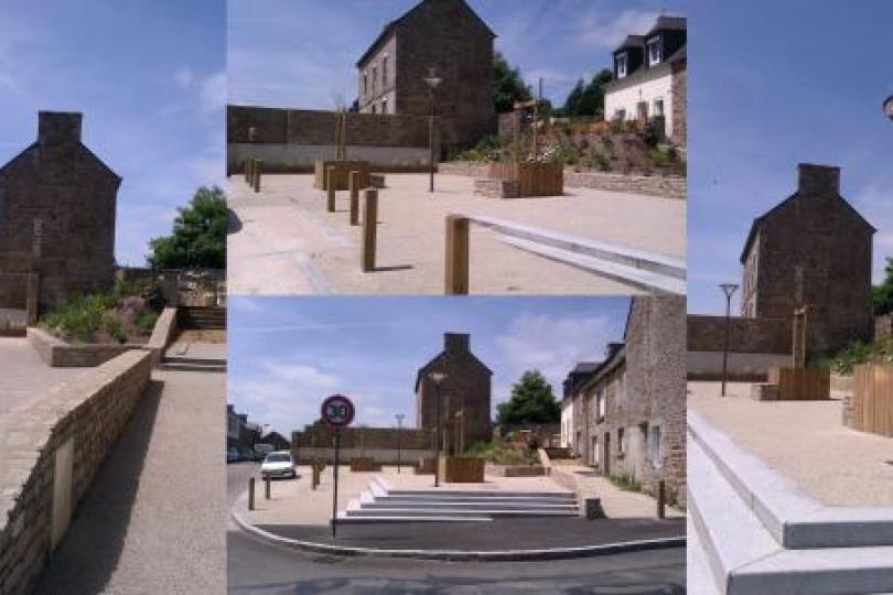 Projet espace public