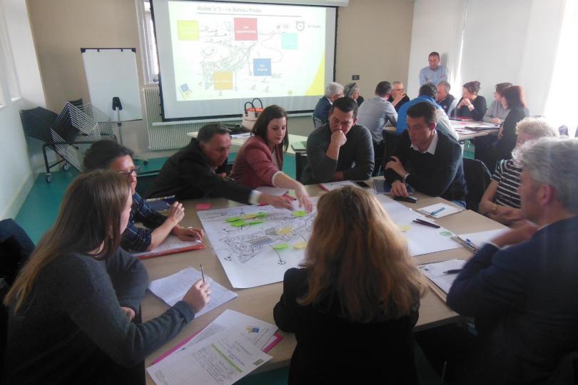 Urbanisme participatif : tables rondes des acteurs locaux pour le PLU de Concarneau