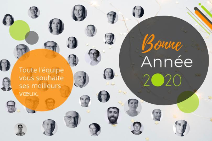 Happy new year 2020 !
