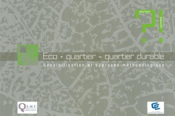 [Ouvrage] Eco-quartier