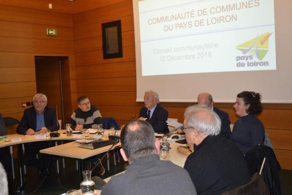 Arrêt du PLU intercommunal du Pays de Loiron