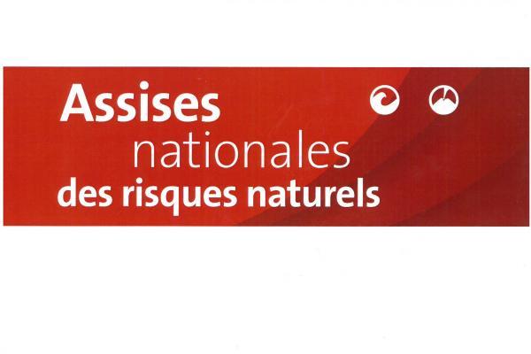 Assises Nationales des Risques Naturels (Mars 2016)
