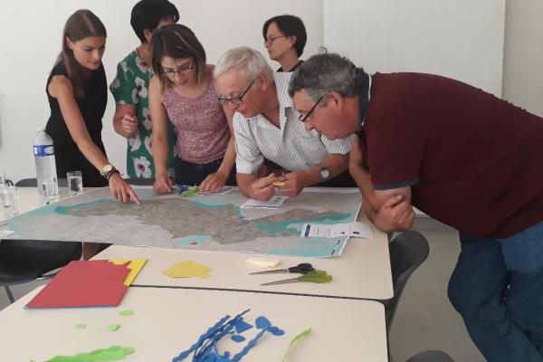 Ateliers Klaxoon, maquettes et activités numériques