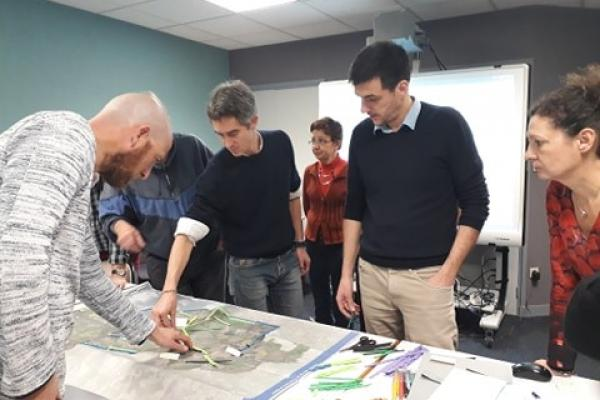 Atelier Trame Verte et Bleue – Révision du PLU de Concarneau