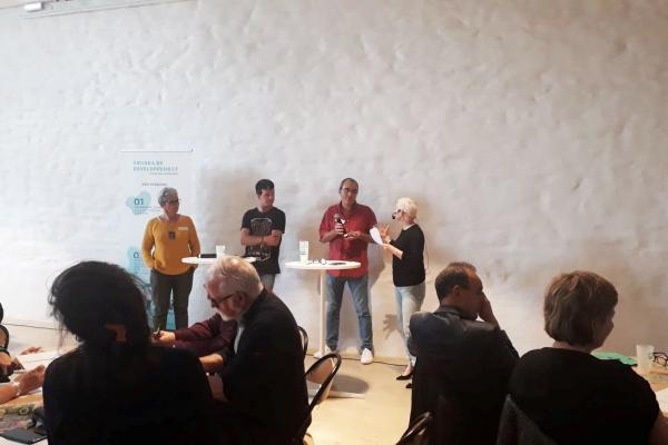 Soirée débat à Dinan - Ensemble soyons acteurs de notre territoire