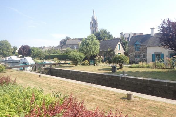 Dynamisation du centre bourg : candidature retenue pour Évran