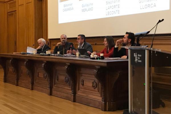 Colloque national du CNAREGE sur le contradictoire dans l'expertise